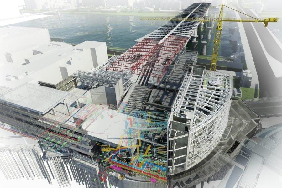 BIM технологии в строительстве