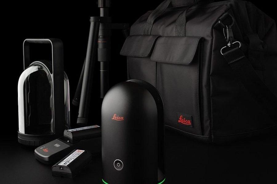 3D сканирование в массы! Презентация нового лазерного сканера Leica BLK 360.