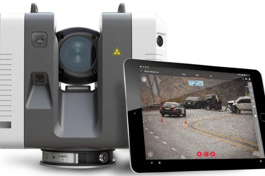 Контролируем и улучшаем угловую точность сканеров Leica Geosystems
